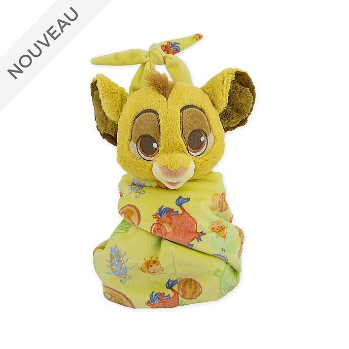 Disney Store Petite peluche Simba emmaillotée