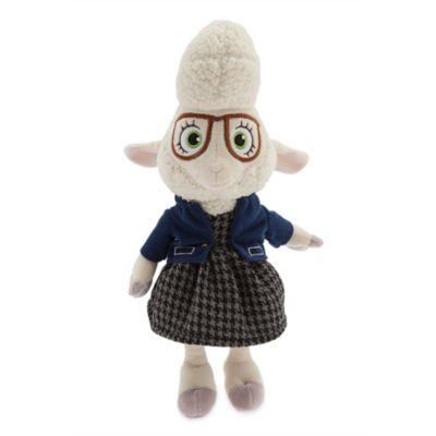 Zootropolis Assistant Mayor Bellwether