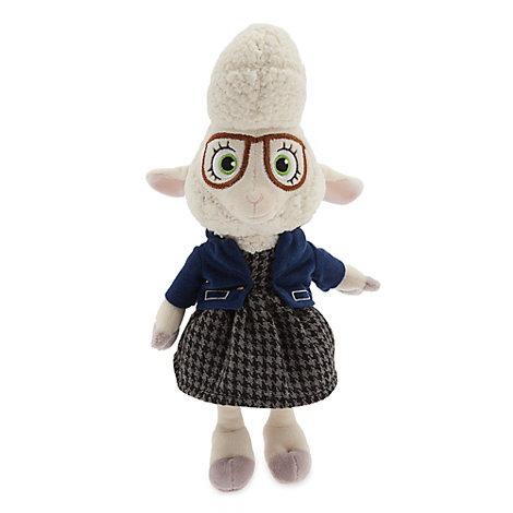 Bambola di peluche segretaria del sindaco di Zootropolis Bellwether