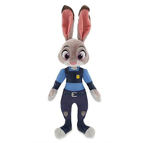 Muñeca de peluche agente Judy Hopps, Zootrópolis