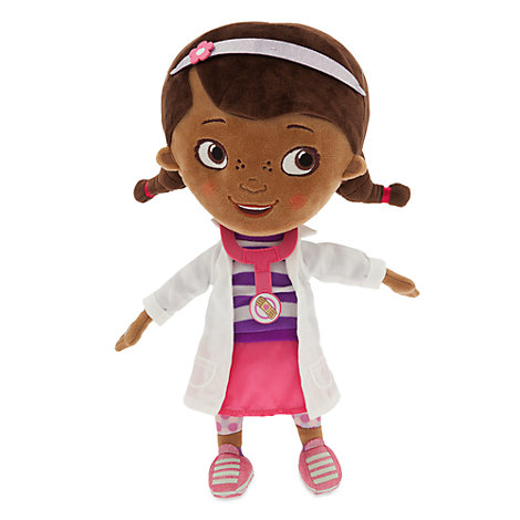 Doc McStuffins Soft Toy