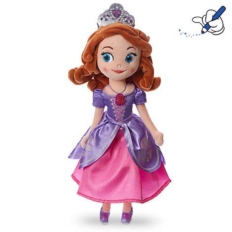 Petite peluche princesse sofia - Petite princesse disney ...