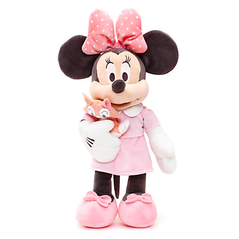 Minnie Mouse Layette Small Soft Toy