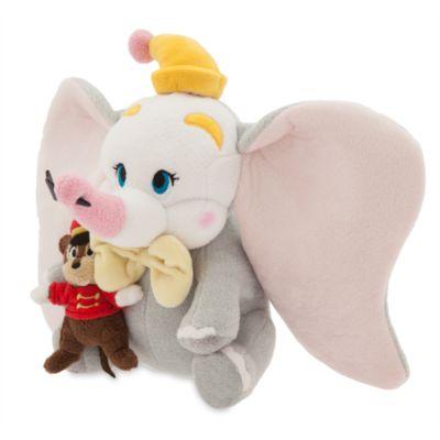 Dumbo som clown gosedjur