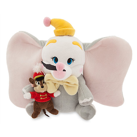 Dumbo Clown Soft Toy