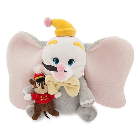 Dumbo som klovn, plysdyr