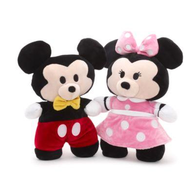 Medium Minnie Mouse Cuddleez plysdyr