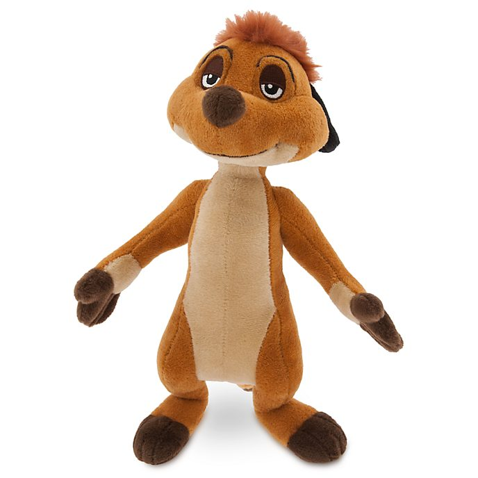 Disney Store Timon Small Soft Toy, The Lion King