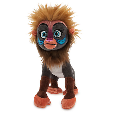 Petite peluche Makini, La Garde du Roi Lion