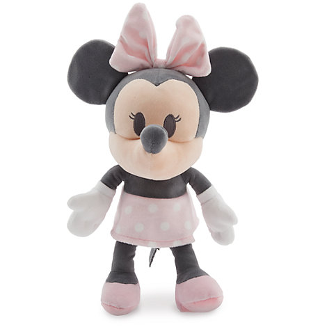 Minnie Mouse Baby Soft Toy