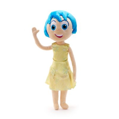Joy Small Soft Toy, Inside Out