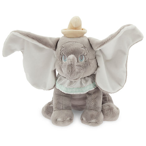 Peluche de taille moyenne Dumbo, collection Disney Baby