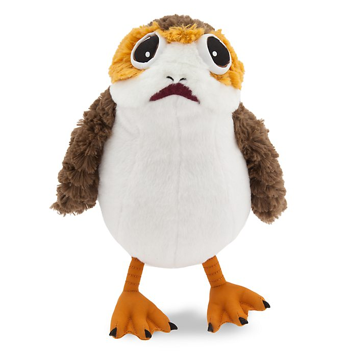 Porgs Small Soft Toy, Star Wars: The Last Jedi