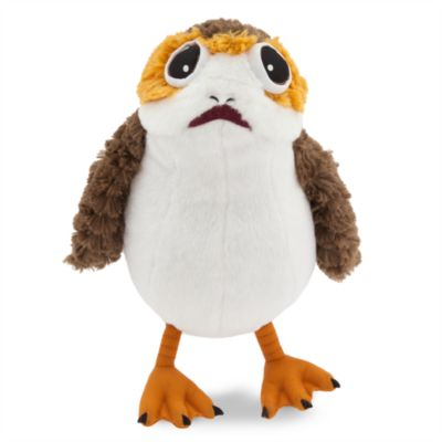 Lille Porg plysdyr, Star Wars: The Last Jedi