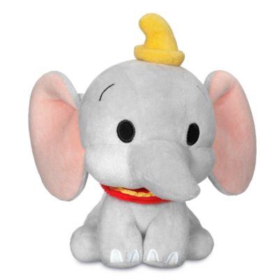 Dumbo liten figur med vickande huvud