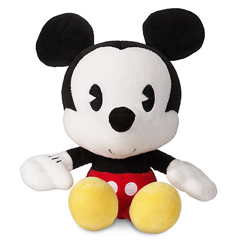 Mickey Mouse Bobblehead Small Soft Toy