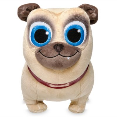 Rolly Soft Toy, Puppy Dog Pals
