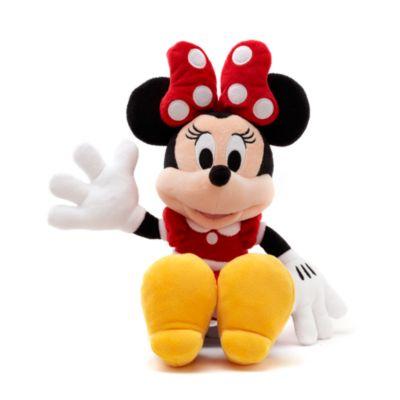 Petite peluche rouge minnie mouse - La petite boutique de minnie ...