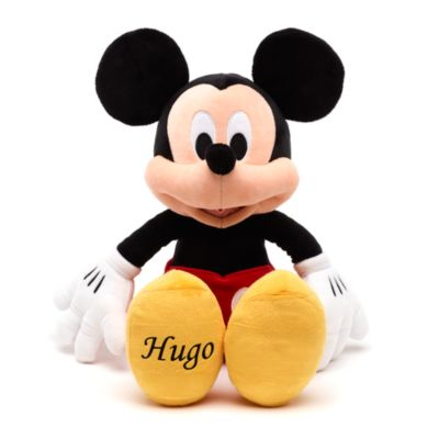 Peluche pequeño Mickey Mouse