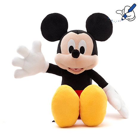 peluche peque o mickey mouse. Black Bedroom Furniture Sets. Home Design Ideas