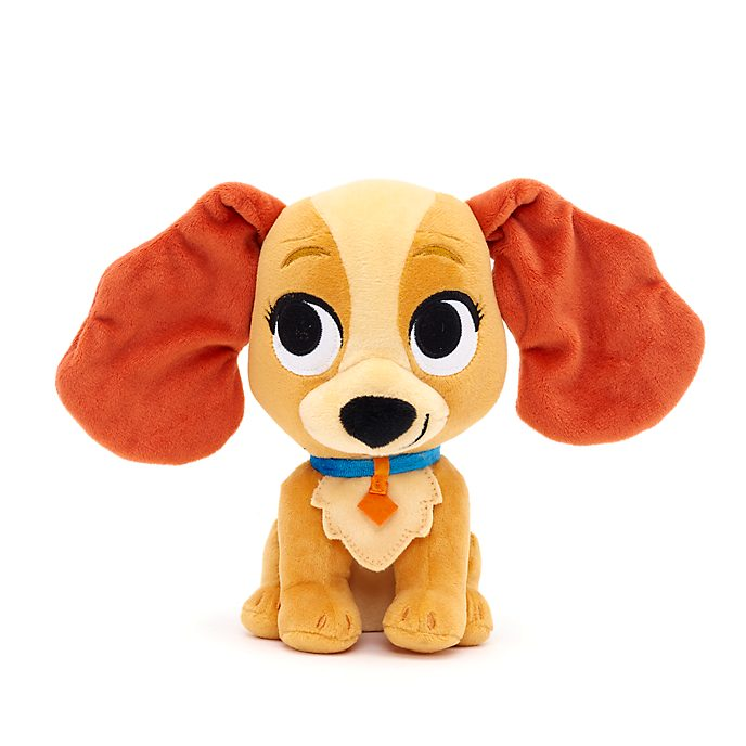 Lady Furrytale Friends Small Soft Toy