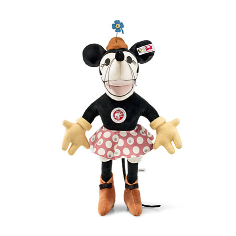 Steiff Minnie Mouse Collectible