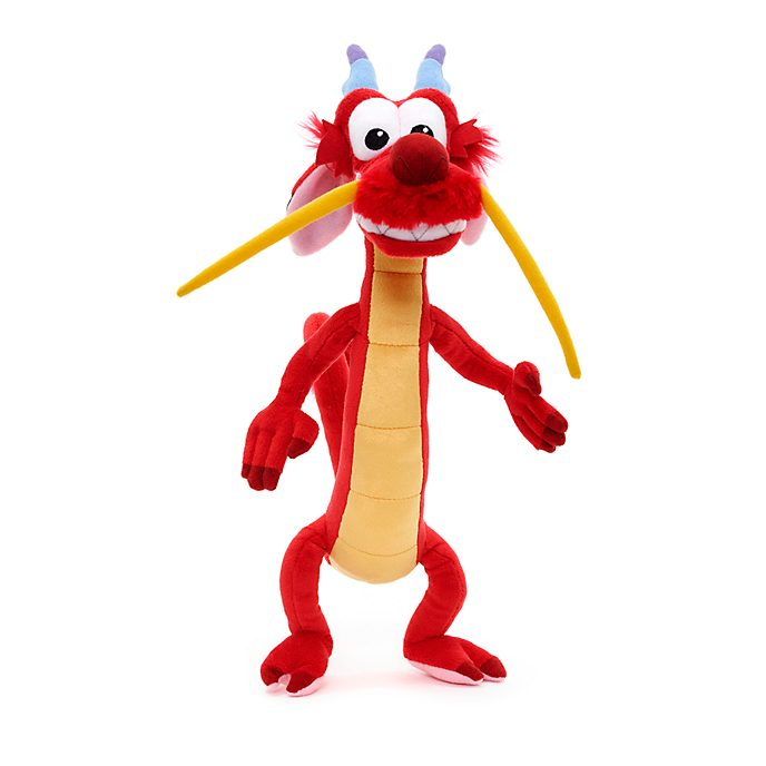 Mushu Small Soft Toy, Mulan