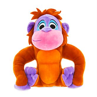 Disney Store King Louie Furrytale Friends Small Soft Toy