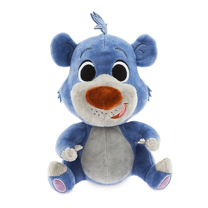 Peluche piccolo Furrytale Friends Baloo Disney Store
