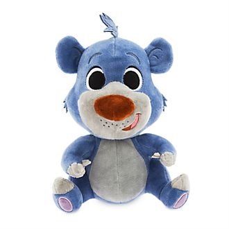 Disney Store Baloo Furrytale Friends Small Soft Toy