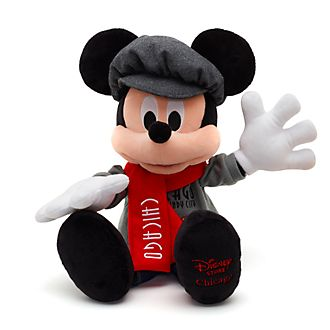 Disney Store Mickey Mouse Chicago Medium Soft Toy
