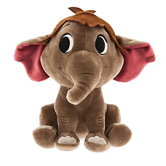 Disney Store Hathi Junior Furrytale Friends Small Soft Toy
