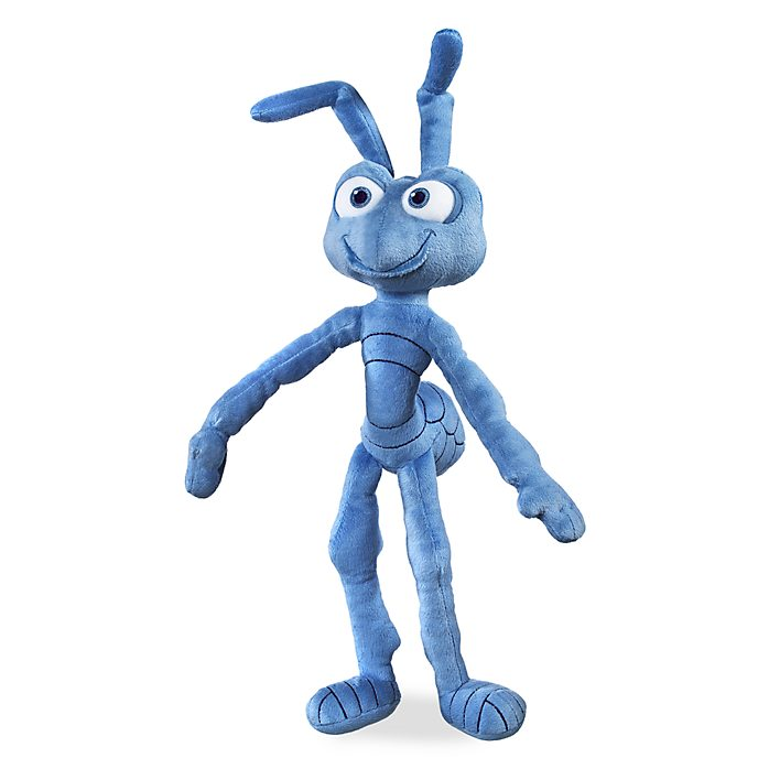 Disney Store Flik Small Soft Toy, A Bug's Life