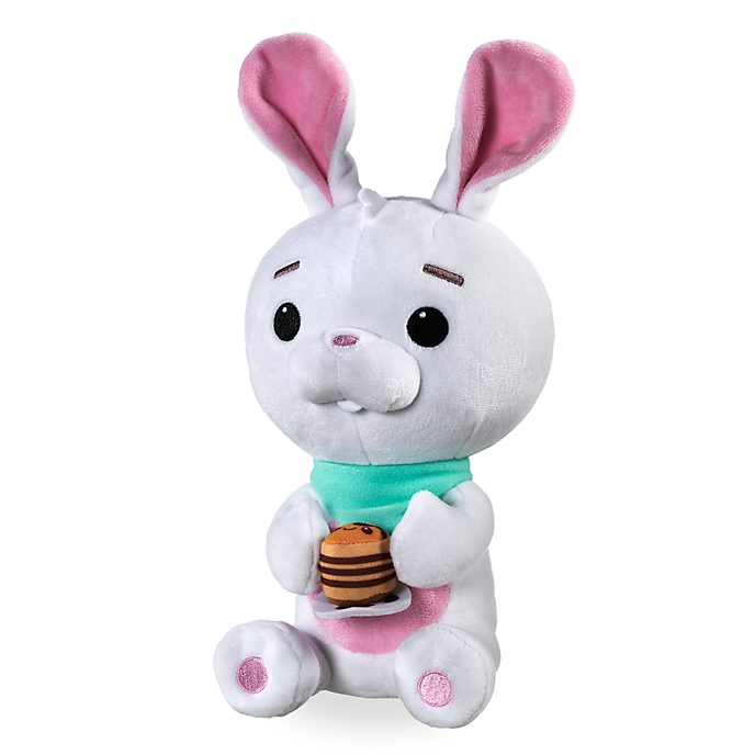 Disney Store Pancake Bunny Small Soft Toy, Wreck-It Ralph 2