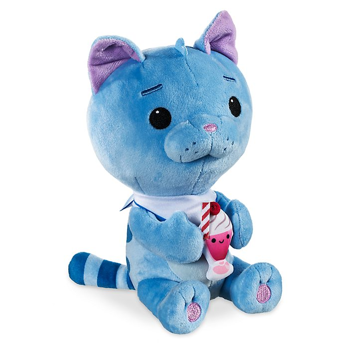 Disney Store Milkshake Cat Small Soft Toy, Wreck-It Ralph 2