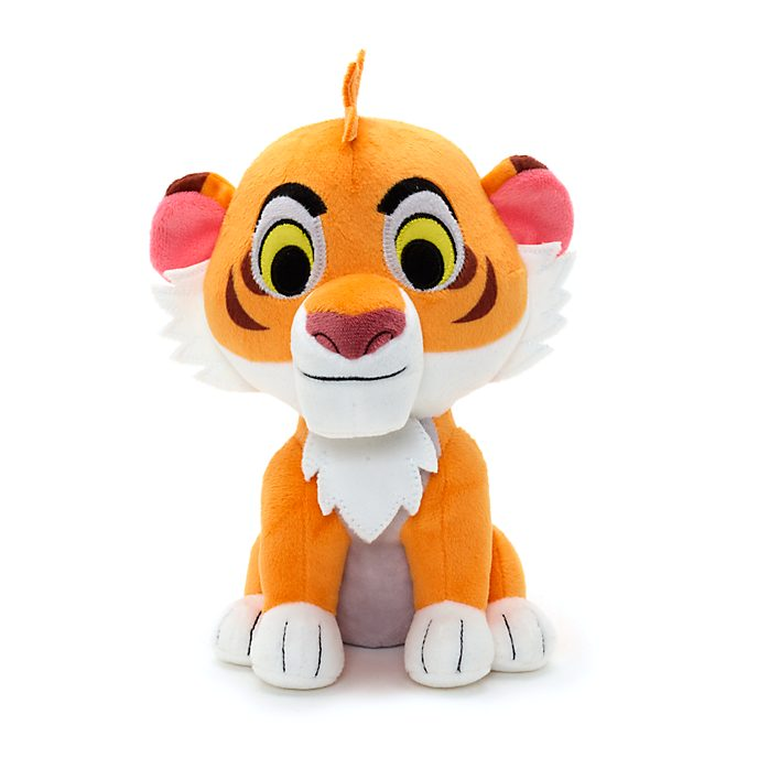 Peluche pequeño Shere Khan, Furrytale Friends, Disney Store