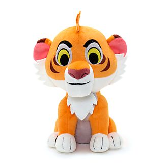 Disney Store Shere Khan Furrytale Friends Small Soft Toy