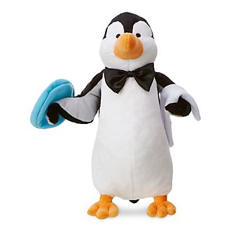 Peluche pequeño pingüino, Mary Poppins, Disney Store