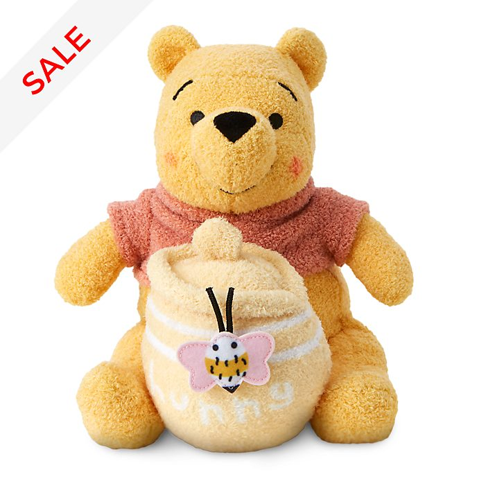 Disney Store Winnie the Pooh Baby Soft Toy