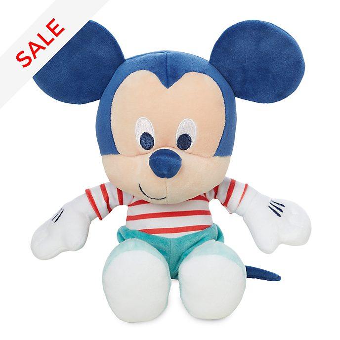 Disney Store Mickey Mouse Baby Soft Toy