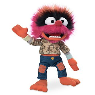 Disney Store - Muppet Babies - Tier - Kleines Kuscheltier