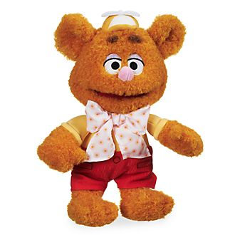 Disney Store Fozzie Bear Small Soft Toy, Muppet Babies