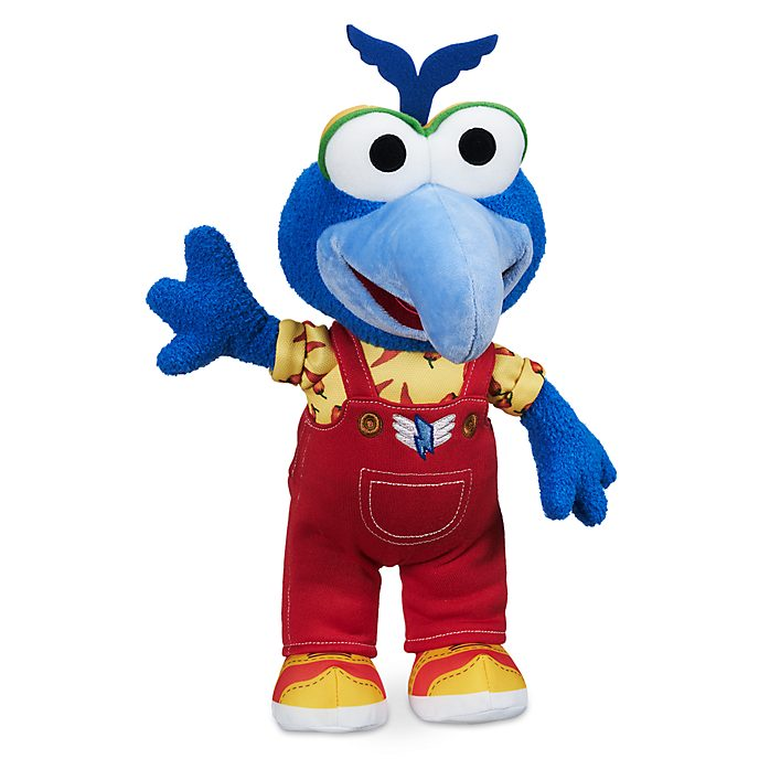 Disney Store Gonzo Small Soft Toy, Muppet Babies