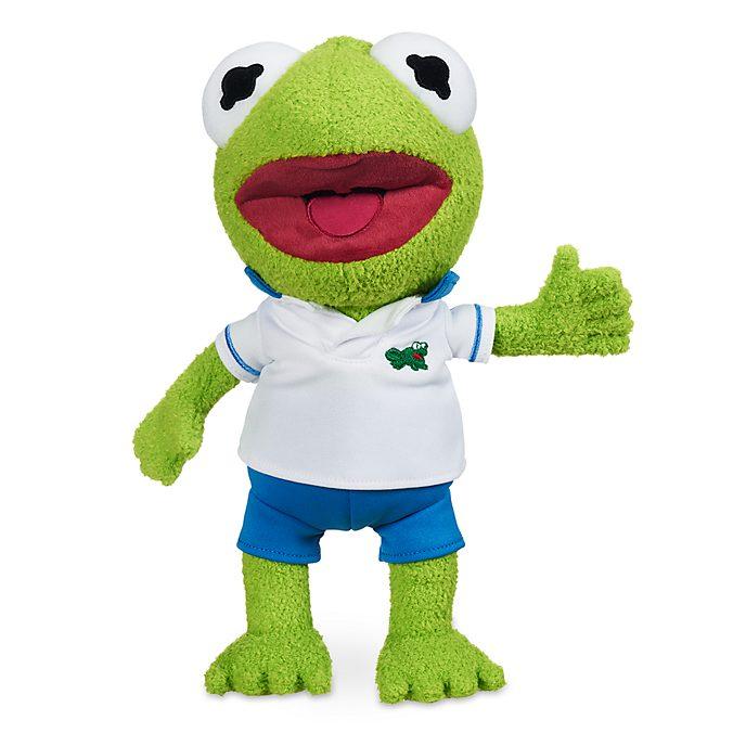 Disney Store - Muppet Babies - Kermit der Frosch - Kleines Kuscheltier