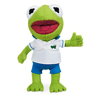 Disney Store Kermit the Frog Small Soft Toy, Muppet Babies