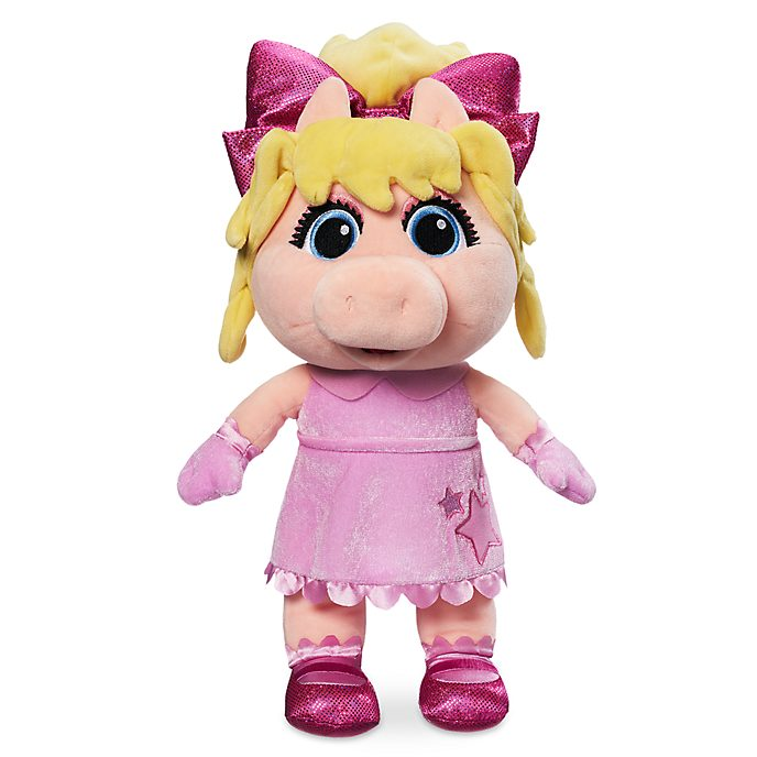 Disney Store Petite peluche Miss Piggy, Muppet Babies