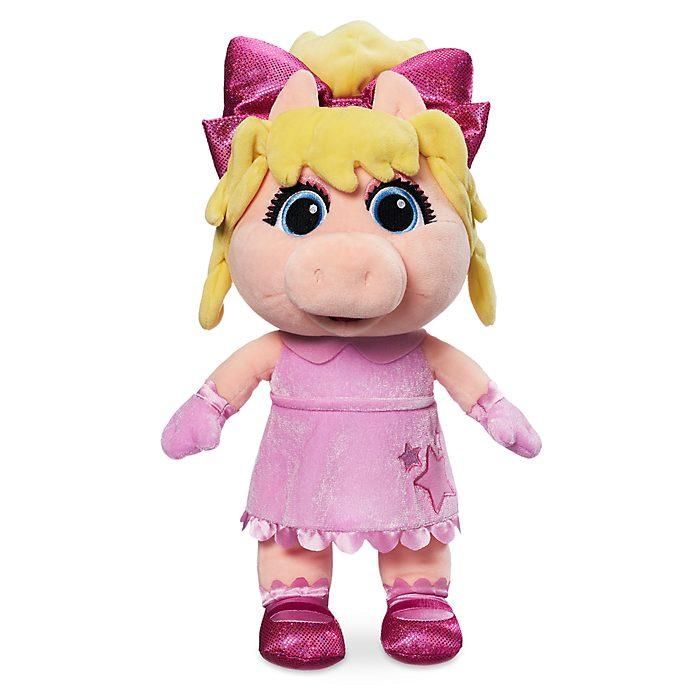 Peluche pequeño Señorita Peggy, Muppet Babies, Disney Store