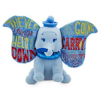 Disney Store Dumbo Disney Wisdom Medium Soft Toy, 1 of 12