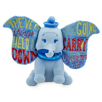 Disney Store - Disney Wisdom - Dumbo - Kuscheltier, 1 von 12