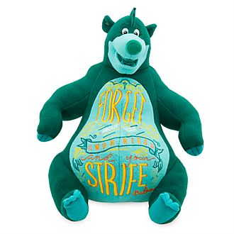 Disney Store Peluche Baloo, collection Disney Wisdom, 3 sur 12